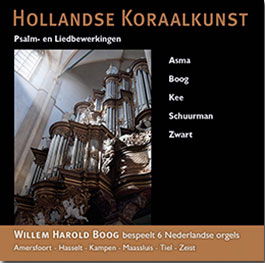 CD Hollandse Koraalkunst